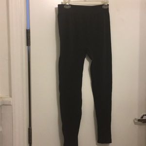 Nautica Pants - 2/$20 BRAND NEW Nautica Seamless Legging BLK L/XL